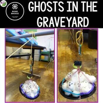 Halloween STEM Challenge: Ghosts in the Graveyard