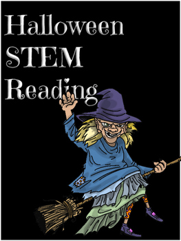 Zoom Broom STEM Reading Lesson