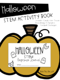 Halloween STEM Response Booklet