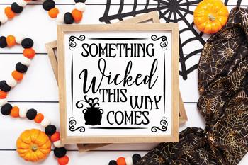 Halloween SVG Cut file Bundle - 20 Halloween Images - Clip Art & More!