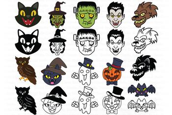 Halloween Svg Worksheets Teaching Resources Teachers Pay Teachers