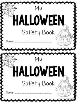 Halloween Safety Activity