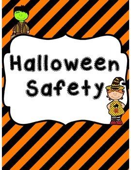 Halloween Safety Activities