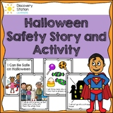 Halloween Safety Activity