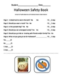 Halloween Safety Book Companion for AU students