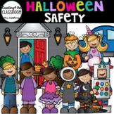 Halloween Safety Clip Art {Halloween Clip Art}