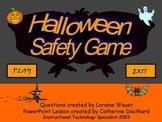 Halloween Safety Game