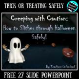 Halloween Safety Tips PowerPoint