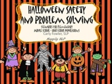 Halloween Safety & Problem Solving Bundle: All Grades