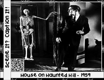Halloween Scene It!  Caption It!