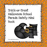 Halloween School Parade Safety Mini Book