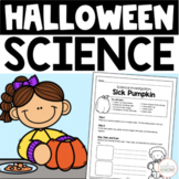 Halloween Science Lessons (5 Investigations for October)
