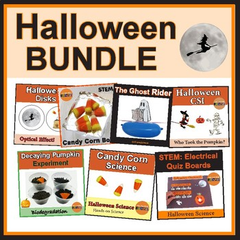 Halloween Science Bundle