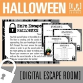 Halloween Escape Room- Science Digital Breakout