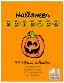 Halloween Science & Experiments, 4 FUN activities!