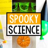 Halloween Science Investigations