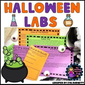 Halloween Science Labs