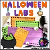 Halloween Science Labs