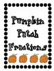 Halloween Science & Math Bundle 6 Activies!