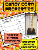 Halloween Science: Physical & Chemical Properties of Candy Corn & Candy Pumpkins