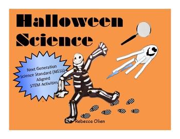 Halloween Science: Pumpkins, Spiders, Magic Potions, Skele