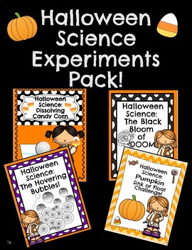 Halloween Science Super Pack!