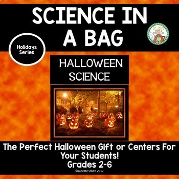 Halloween Science in a Bag