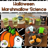 Halloween Science with Marshmallows {scientific method & how to writing}