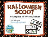 Halloween Scoot - A Counting Game