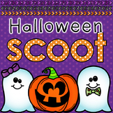 Halloween Scoot Game or Task Cards