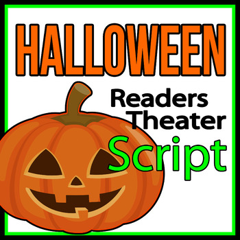 FREE Halloween Holiday Script Readers Theater