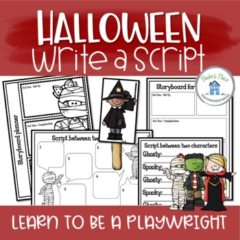 Halloween Script Writing