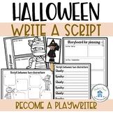 Halloween Script Writing