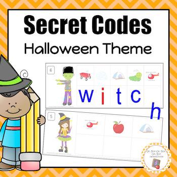 Halloween Secret Codes