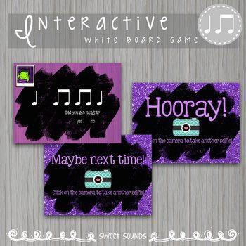 Halloween Selfies Ta and Tadi Titi {Interactive Rhythm Game}