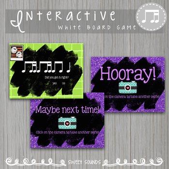 Halloween Selfies Tadimi Titika Titiri {Interactive Rhythm Game}