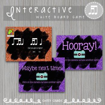 Halloween Selfies Takadi Tikati Tiriti {Interactive Rhythm Game}