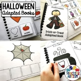 Halloween Adapted Books for Special Education