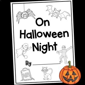 Halloween FREE Sentence Fun