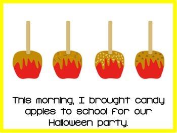 Halloween Sequence Stories