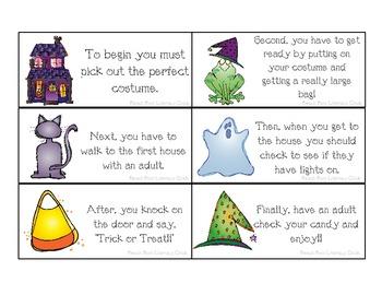 Halloween Sequencing!