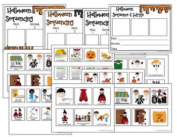 Halloween Sequencing