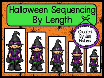 Halloween Sequencing By Length