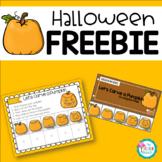 Halloween Sequencing Freebie