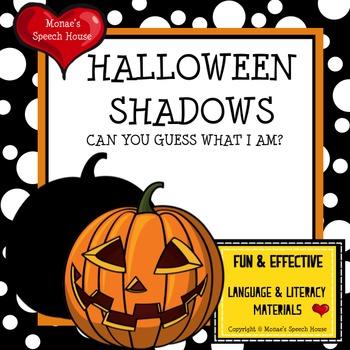 Halloween Shadow Book: Interactive