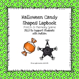 Halloween Shapes Lapbook & Memory Game