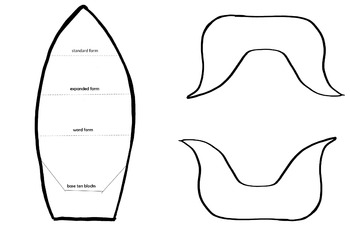 Halloween Shapes Standard Expanded Form