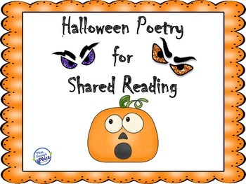 Halloween Shared Reading