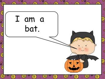 Halloween Shared Reading- Ready for Halloween