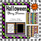 Halloween Shiny Frames Set 2